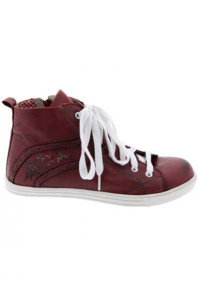Sneaker Waltrun rot Spieth & Wensky