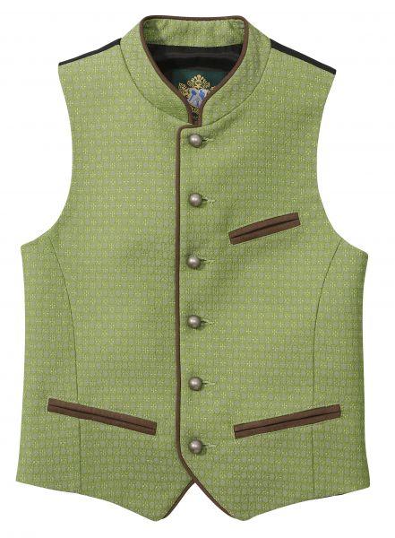 Kinderweste Epping hellgrün grün Hammerschmid